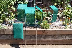 garden shade. Homemade Shade For My Baking SFG Garden V