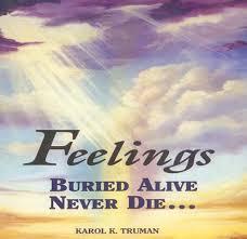 Feelings Buried Alive Never Die Chart Feelings Buried Alive Never Die Book Of Cd 0911207074