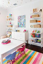 ... Impressive Design Ideas Playroom Shelves Incredible Children S Striped  Pastel Rug Paige Big Girl Room ...
