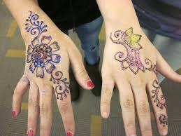 Free Fotobanka Ruka Vzor Prst Tetování Hena Paže Nehet