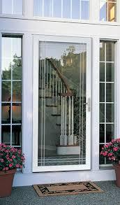glass storm doors storm door