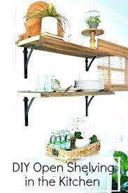 kitchen shelving wall storage medium size of open cabinets styling shelves ikea unit