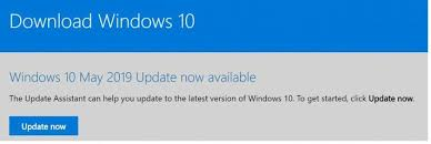 What Version Of Windows 10 Do I Have How To Manually Install The Big Windows 10 May 2019 Update