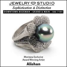 jewelry studio is a designer and custom jewelry in bozeman