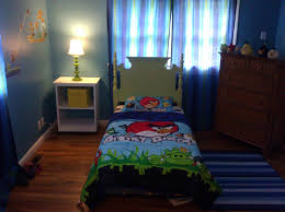 Angry Birds Bedroom   Possibility For The Wall Color Since We Already Have  The Comforter