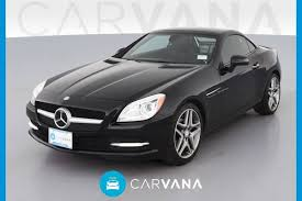 This convertible has 6.4 cubic feet of cargo space with the top. Used 2015 Mercedes Benz Slk Class Convertible Review Edmunds
