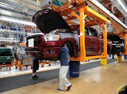 Detroit Three ready for 2019 rumble over lucrative pickup trucks ...