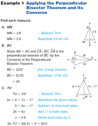 Chapter 5: Properties and Attributes of Triangles