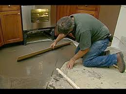 how to level a garage doorHow to Level a Concrete Floor  This Old House  YouTube