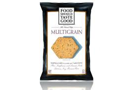 Multigrain Tortilla Chips | Food Should Taste Good | Food should taste  good, Healthy chips, Best low calorie snacks