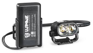 Ion 2 Bicycle Light Lupine Piko 4 Bicycle Light System 1800 Lumens