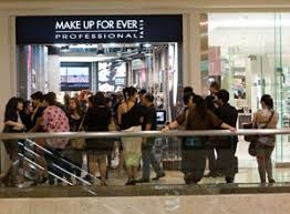 on late october make up for ever opened their second free standing at at plaza senayan jakarta