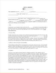 Home Rental Agreement 24 Home Rental ContractReport Template Document Report Template 16