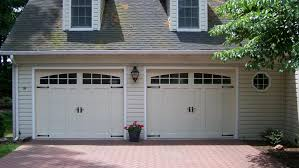 foam injected residential garage doors 5600 series with decorative hardware