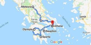 IkReis - Rondreis door Griekenland: een roadtrip door het noorden