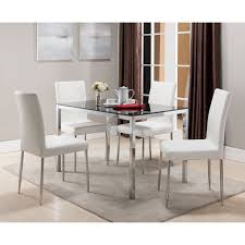 picture alight classic wooden chairs in clear glass kitchen table square kitchen dining tables wayfair