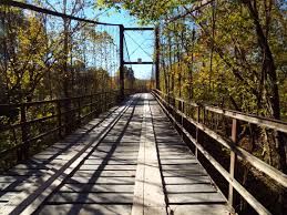 photo essay of the swinging bridges of brumley in lake of the lake of the ozarks trip 031