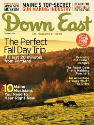 October 1954 - Down East | Fall travel, Maine print, Day trip