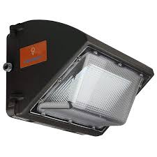 What Is A Wall Pack Light Ul Dlc 80w Led Outdoor Wall Pack Light With Photocell Sensor 5000k Cool White 10000 Lumens 500 Watt Equivalency Waterproof Easy Mount