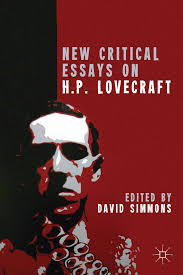 h p lovecraft books found el modelo de pickman edici oacute n david simmons new critical essays on h p lovecraft