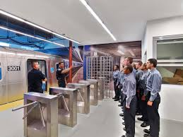 Hillman Dibernardo Lighting Design Big Police Academy Trains Thousands Of New Yorks Finest