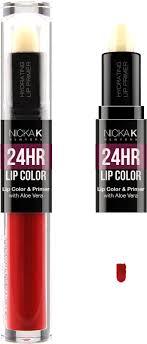Nicka K NY 24HR <b>Lip Color губная помада</b>, оттенок CARNELIAN