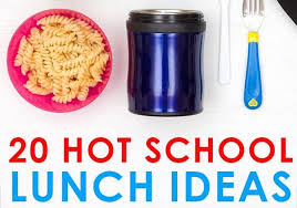 20 hot lunch ideas for kids