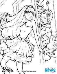 Keira And Seymour Crider Barbie Coloring