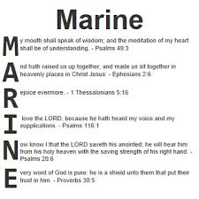 Marines Quotes Adorable Marine Quotes From The Bible Products I Love Pinterest