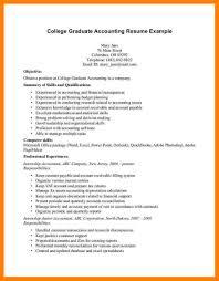 100 Accountant Resume Samples Junior Accountant Resume