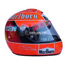 Bieffe Helmet Size Chart Michael Schumacher 2004 World Champion New Design F1 Replica Helmet Full Size