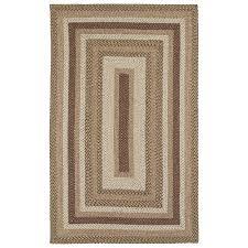 kaleen bimini mocha 9 ft x 12 ft indoor outdoor area rug
