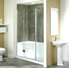 shower stalls with seats. Shower Units With Seat Stalls From Seats Enclosures Corner . I