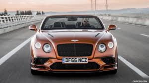 2018 bentley supersports convertible. wonderful convertible 2018 bentley continental gt supersports convertible color orange flame   front wallpaper in bentley supersports convertible t
