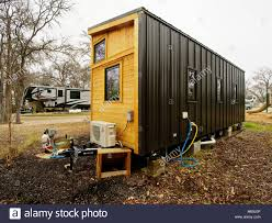tiny houses austin. Original Tiny House Hotel In Austin, Texas, Lets People Experience And Feel What It Is Like To Live A Mall Space. Located Trailer Park, Houses Austin