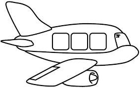 Small Picture Transportation Air Plane Coloring Pages Kids Girls Gekimoe 17819