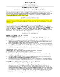 Example Of Business Analyst Resume Business Analyst Resume Examples Free Sample Business Analyst Resume 9