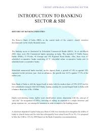 Letter Of Credit Classy Credit Appraisal In Sbi Bank Project44 Report