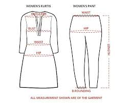Indian Blouse Size Chart Size Chart Janasya