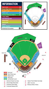 Braves Tickets Seating Chart Admission Gate Times Braves