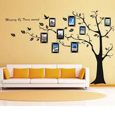 12 photos gallery of family tree wall decal for your family