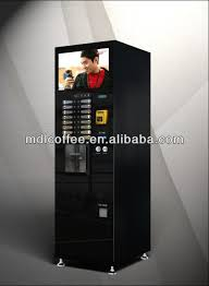 Coffee Vending Machine Cost Per Cup Gorgeous Bean To Cup Coffee Vending Machine Outdoor With Big Lcd Advertising