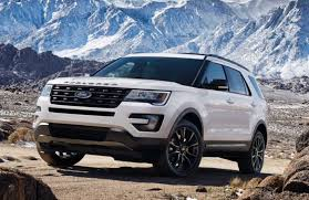 2018 ford explorer interior. Beautiful Ford 2018 Ford Explorer Release Date Price Interior Redesign Exterior Colors  Changes Specs For Ford Explorer Interior R