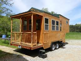 Fifth Wheel Tiny #House on Wheels by Mississippi Tiny #House https://