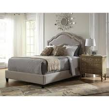 full size upholstered bed. Home And Furniture Ideas: Romantic Upholstered Full Size Bed On Fiona Storage White Victorian Main
