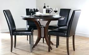 grey wood round dining table wooden round dining tables dining room great amusing black wood table