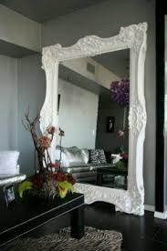 Small Picture Modern Large Wall Mirror Foter