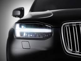 Thor Hammer Led Light Volvo Xc90s Thors Hammer Daytime Running Lights Teased