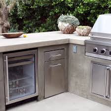 outdoor kitchen refrigerators built in. an outdoor fridge is essential for a high end built in bbq situation kitchen refrigerators r