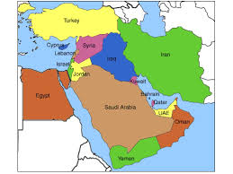 image result for middle east map  bible study  pinterest